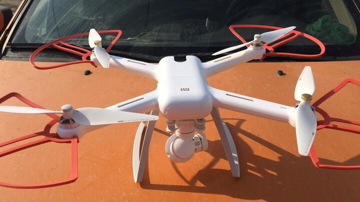 小米无人机4K版套装航拍无线遥控高清摄像体积小便携带安装快捷 晒单图