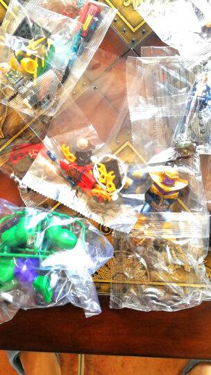 兼容乐高积木 漫威复仇者联盟4终局之战蚁人2钢铁侠蝙蝠侠超级英雄人仔 拼装拼插积木 男孩儿童玩具 复联3 无限战争12款 晒单图