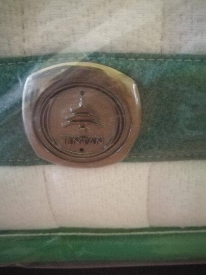 天坛家具 单人床铁床 铁艺床 1.2米床 现代简约小户型卧室套餐 铁艺床+床头柜*1 100*190cm 晒单图