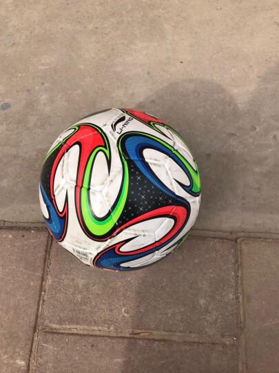 李宁LI-NING手缝足球3号/4号/5号足球装备成人儿童青少年小学生训练比赛世界杯同款用球 手缝足球(5号成人) 晒单图