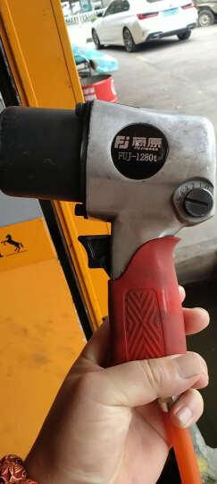 藤原气动扳手强力小风炮大扭力汽修气动工具轮胎拆卸扭力扳手1/2寸 1280t光手柄单支 晒单图