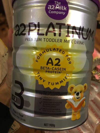 澳洲a2 脱脂高钙成年人奶粉1kg 新西兰原装进口 晒单图