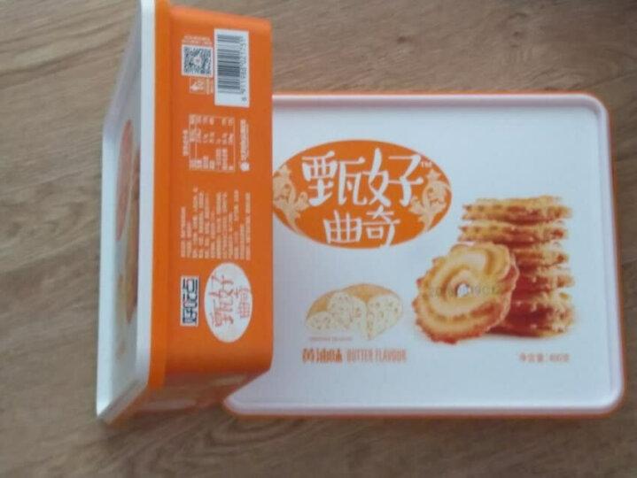 达利园甄好曲奇巧克力豆味 营养早餐零食面包饼干蛋糕 400g 晒单图