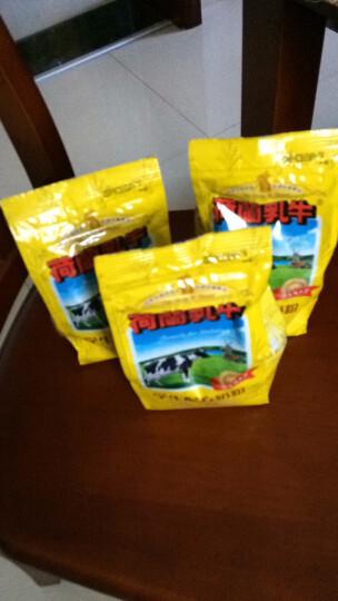 荷兰乳牛 学生配方奶粉 400g袋装(新老包装随机发货) 晒单图