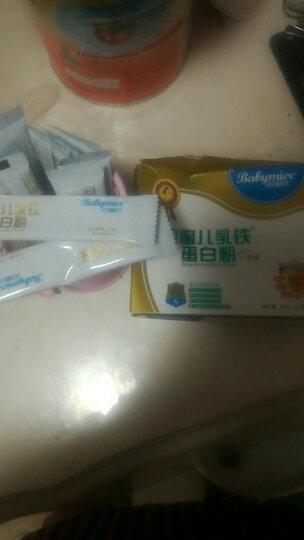 贝蜜儿(Babymier) 乳铁蛋白粉盒装乳清蛋白质粉婴儿婴幼儿童宝宝孕妇 三盒装 晒单图