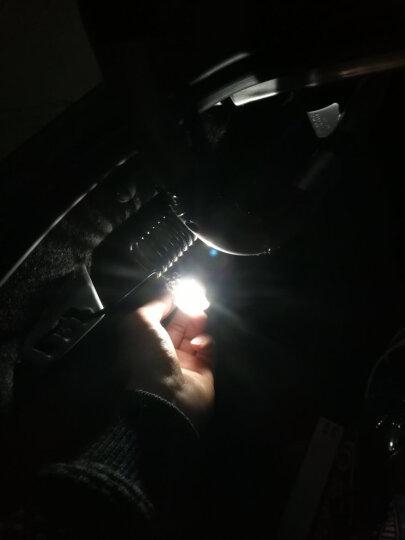 欧司朗(OSRAM) W5W/T10  LED车灯示宽灯示廓灯日行灯指示灯汽车灯泡 2880BL 带透镜【蓝光 12V1W】(2支装) 晒单图