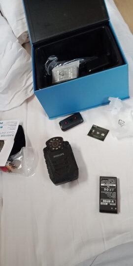飞利浦(PHILIPS)VTR8200 便携音视频执法记录仪 1296P高清摄像机 录音笔 拍照 激光定位 晒单图
