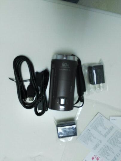 索尼(SONY)HDR-CX680 高清数码摄像机 5轴防抖 30倍光学变焦(棕色) 家用DV/摄影机/录像机 晒单图