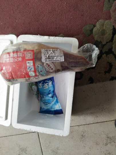 【屯年货】AA级羔羊后腿 3.3斤 草原羔羊肉 内蒙古锡盟散养1.65kg 红烧羊肉 晒单图