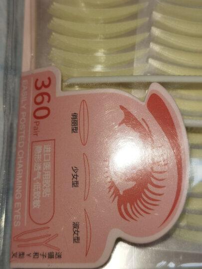 美肤语隐形双眼皮贴720贴MF5002M 中号(带镊子+推送棒 肤色隐形无痕 防水透气 眼线贴美眼贴) 晒单图