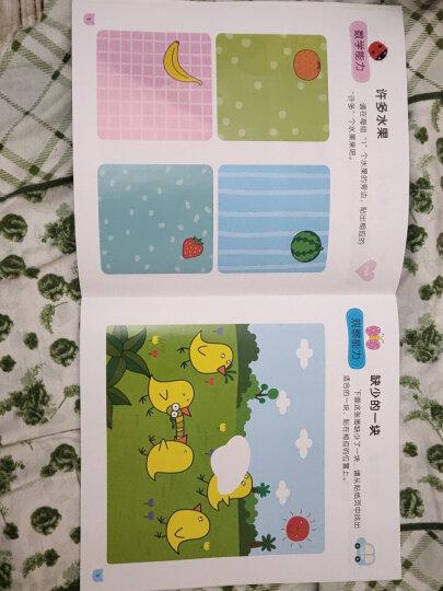 0-3岁专注力训练贴纸书:全6册(邦臣小红花出品) 晒单图