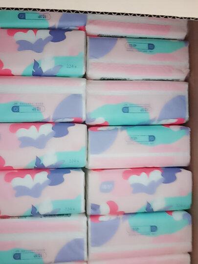 植护 抽纸 柔韧纸抽4层加厚软抽纸巾*27包 整箱销售 母婴可用 可湿水面巾纸 晒单图