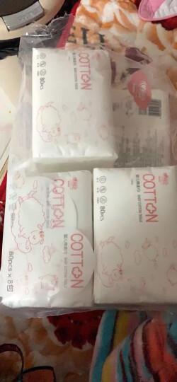 心相印婴儿抽 3层120抽*18包软抽纸面巾 (L plus码 母婴用纸 宝宝抽纸 整箱销售)新旧包装随机发货 晒单图