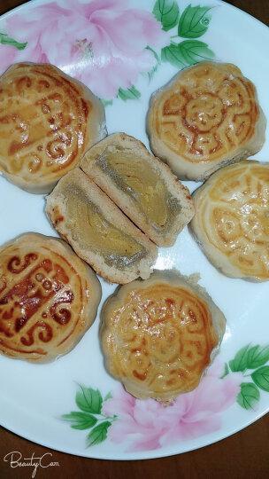 顺南冰皮月饼馅料 蛋黄酥广式月饼 红豆沙白莲蓉  烘焙原料250g 金装抹茶莲蓉 晒单图