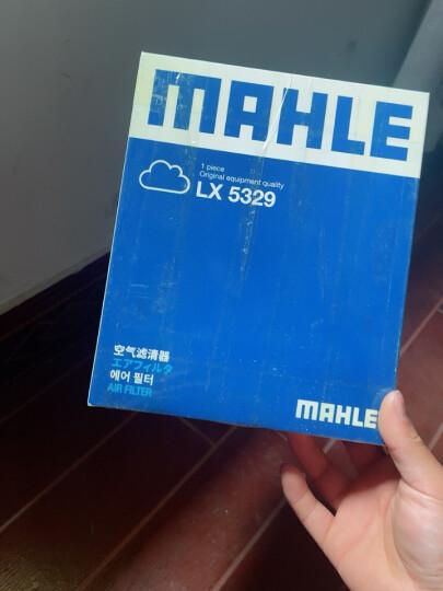 马勒(MAHLE)机油滤芯/滤清器/格OC1196(新捷达/新桑塔纳/速腾/明锐/高尔夫7/嘉旅/改款朗逸/凌渡/途观 EA211) 晒单图