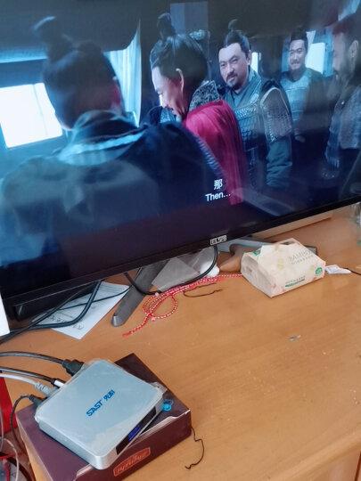 毕亚兹 USB3.0转VGA转换器 电脑笔记本连接电视投影仪显示器 VGA转接头 USB外置显卡 支持USB2.0 ZH1-铝 晒单图
