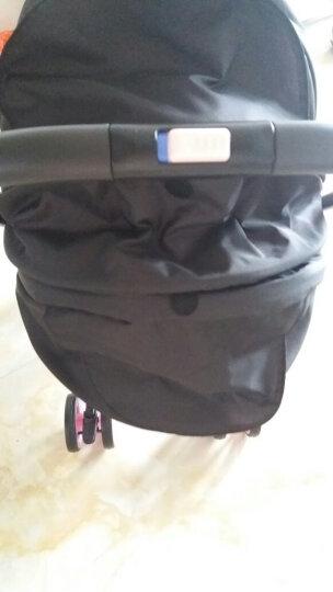 葛莱(GRACO) 原装透明PVC儿童推车通用雨罩 晒单图
