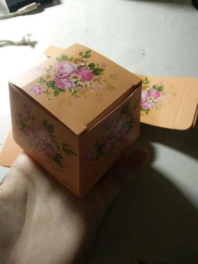 汤丞一品 中国风结婚喜糖盒 婚庆用品个性纸喜糖盒 创意婚礼满月糖果包装盒 天地盖糖盒 小号装8颗糖 晒单图
