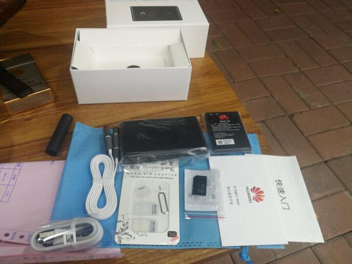 华为(HUAWEI) 华为E5573s-853无线路由器电信4G联通4G移动4G便携式路由器wifi E5577bs-937长蓄电全网通4g 晒单图