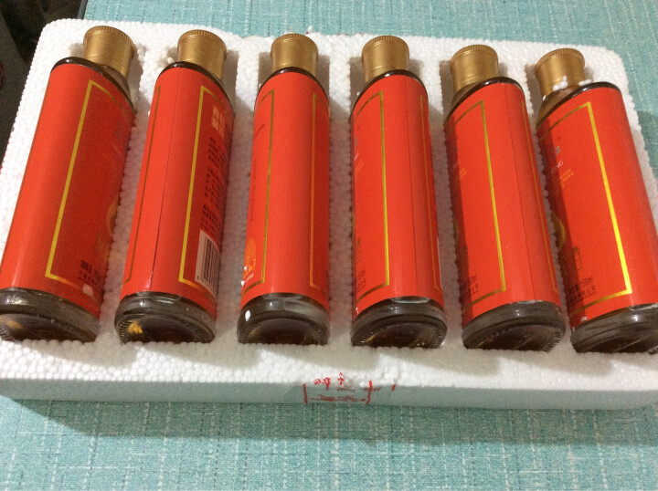 宁夏红 28度 半甜型 枸杞酒 150ml*24瓶 晒单图