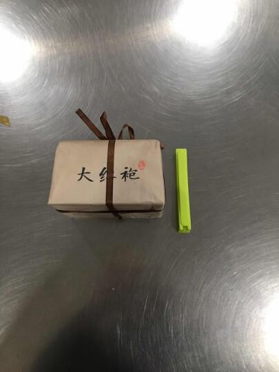 卢正浩 茶叶乌龙茶 武夷岩茶大红袍100g(岩韵幽长 正宗武夷山原产) 晒单图