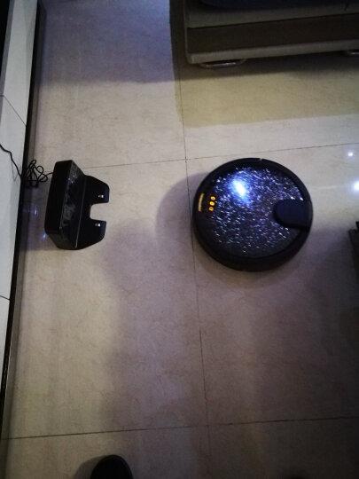 海尔(Haier) 扫地机器人湿扫拖一体机 4500Pa大吸力 全自动规划路线吸尘器 app智控静音 T360-小米白 晒单图