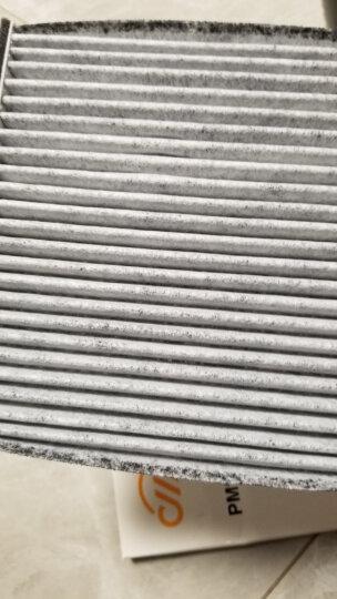 卡卡买水晶滤清器/三滤套装 除PM2.5空调滤芯+空气滤芯+机油滤芯三件套 本田CR-V(国产)2.4 (2015-2016款) 晒单图