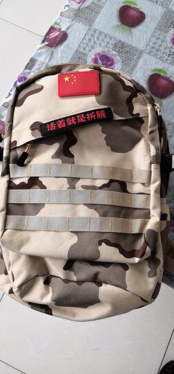 顿巴纵队户外登山包徒步旅行背包战术背包迷彩双肩包 ACU迷彩 45L 晒单图