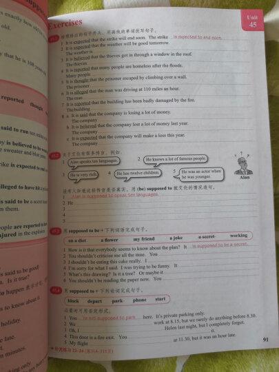 """剑桥初级英语语法词汇及练习册套装(剑桥""""英语在用""""English in Use丛书)(套装共4册) 晒单图"""