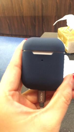 ROCK 苹果数据线 金属编织快充手机充电器线 支持iPhone12/11Pro/新SE/XS/XR/8Plus/7/6s/5s/iPad 1米 星空灰 晒单图