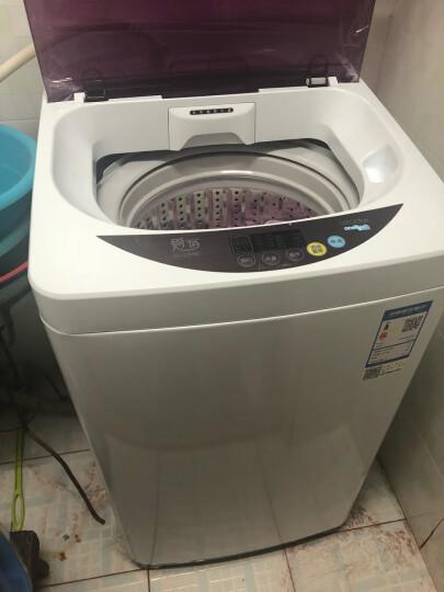 统帅(Leader)6.5公斤全自动波轮洗衣机 整机三年免费保修 TQB65-@1 晒单图