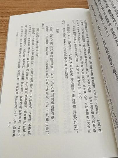 中国古典文学理论批评专著选辑:石林诗话校注 晒单图