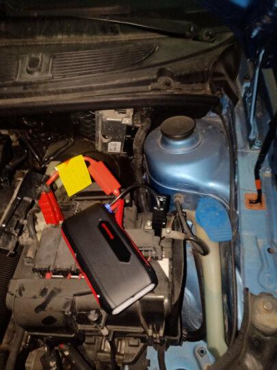 纽曼(Newsmy)S400 2.0版汽车应急启动电源12V车载电瓶启动宝汽车搭电打火车载充电宝手机移动电源 晒单图