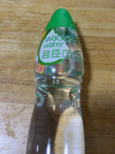 屈臣氏(Watsons)饮用水(蒸馏制法)热爱105度 百年水品牌 旅行聚会必备 会议用水 650ml*24瓶 整箱装 晒单图