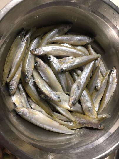买一送一 百年栗园 密云水库公鱼500g 特色美味 晒单图
