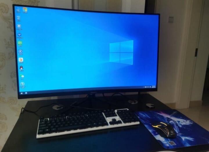 硕扬 10400F升i5 11400F/GTX1050独显/吃鸡游戏台式家用办公电脑主机DIY组装机 晒单图