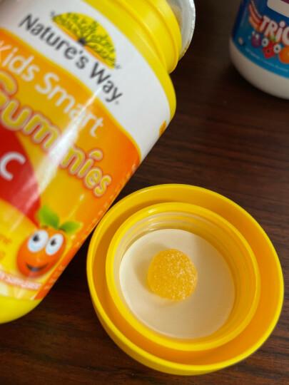 Nature's Way澳萃维 佳思敏儿童爆浆液体钙+维生素D补钙胶囊 50粒  澳洲进口 6个月以上 晒单图