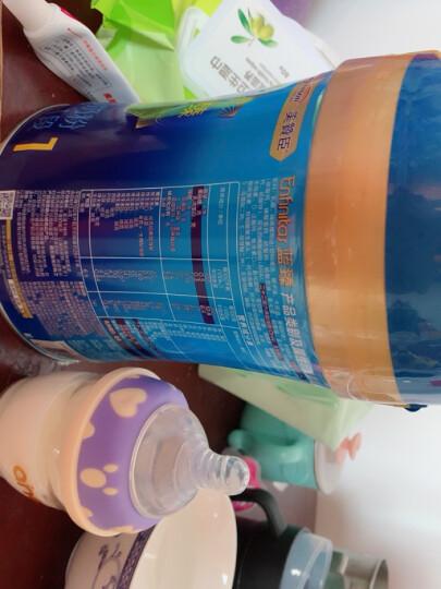 美赞臣(MeadJohnson)安儿健A+儿童配方奶粉 4段(三岁以上) 900克(罐装) (新旧包装随机发货) 晒单图