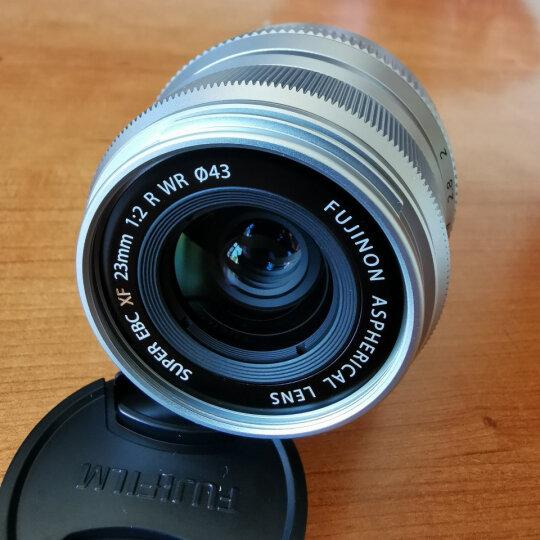 富士(FUJIFILM)XF14mm F2.8 R 超广角定焦镜头 含景深标尺和估焦环 世界再大尽在你手 适用于 XT30 XT3 晒单图