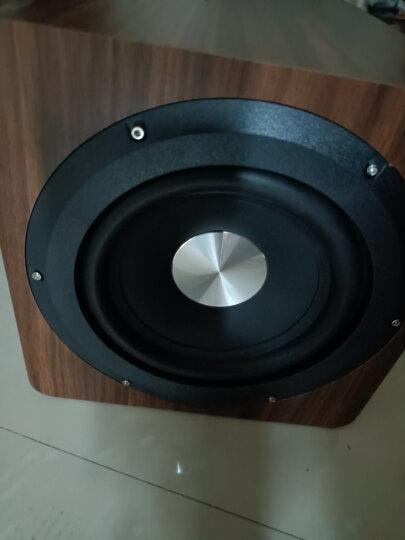 ibass 6.5英寸超重低音炮音箱 有源重低音木质搭配任意回音壁家庭影院多媒体电脑手机电视客厅音响 晒单图