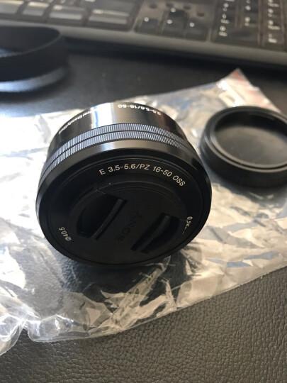 索尼(SONY)APS-C画幅微单E卡口镜头 用于索尼a6000 a6300 a6500等 E18-105mmF4 G 电动变焦 晒单图