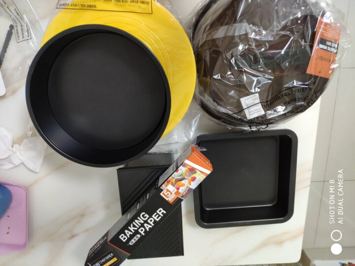 学厨 CHEF MADE 烘焙工具 5米油纸硅油纸牛油纸烤盘纸垫纸WK9160 晒单图