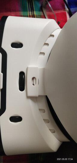 SHINECON 千幻魔镜 智能vr眼镜虚拟现实ar眼镜VR一体机手机vr游戏机头戴式3D头盔11代 升级耳机版+通用游戏手柄+运费险+海量片源 晒单图