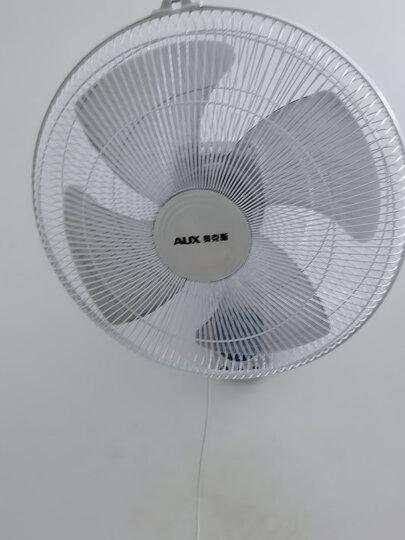 奥克斯(AUX)FW-40-C1601RC  电风扇/四扇叶遥控壁扇/家用壁挂式风扇/壁扇 晒单图