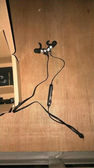 魔风者 无线蓝牙耳机运动音乐双耳立体声入耳耳机 通用 时尚银 诺基亚7/8/6/X6/7Plus全新诺基亚6二代 晒单图