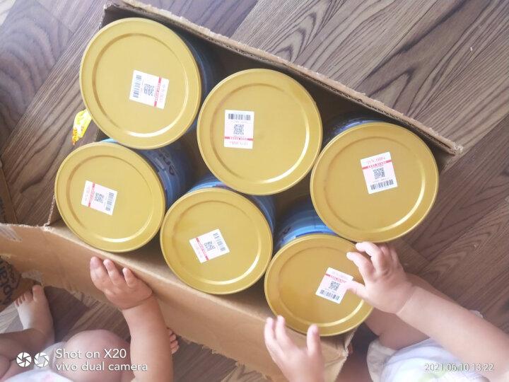 新西兰原装进口  澳洲爱他美(Aptamil) 白金版 儿童配方奶粉 4段(36个月以上) 900g 晒单图