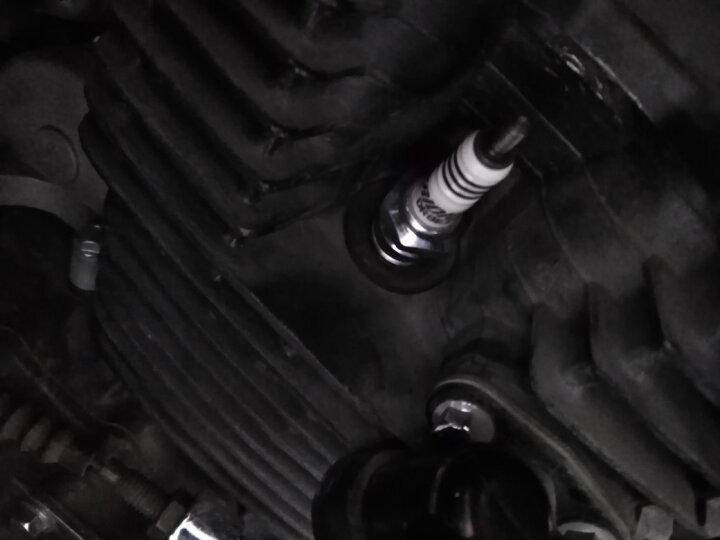 NGK 摩托车单铱金火花塞 铱合金火嘴 单支装 两二冲程DIO JOG  大路易 晒单图