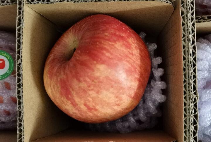 【正常发货】珍妹 陕西白水苹果红富士苹果新鲜水果  有瑞阳瑞雪 晒单图