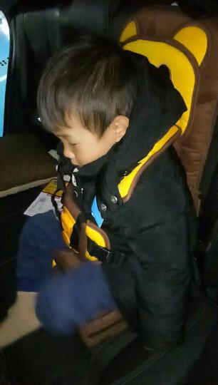 泽幼屋isofix接口安全带固定器便携式车载宝宝增高垫小孩简易婴儿童汽车用安全座椅0-4-6岁 发申通快递,申通不到请联系客服 晒单图