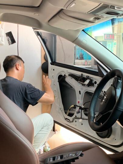 漫步者汽车音响改装  GF651C 喇叭套装 6.5英寸通用型套装扬声器 车载音响包含高音头 主机直推 晒单图